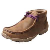 TWISTED X YOUTH PURPLE DRIVING MOC