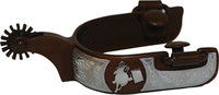 Ladies Concave Barrel Racer Spur