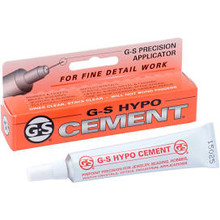 G-S Hypo Cement 1/3 oz