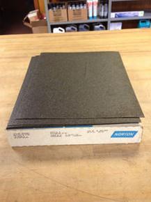 Norton#66261101165  9X11 T461 100C Grit Tufbak Durite Paper, Box Of 50 New