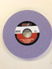 "Ceramic Grinding Wheel 7""X1/2""X1-1/4"" AS3-46I-VCER, Camel Brand, New"