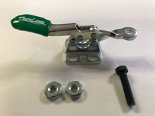 Carr Lane CL-150-HTC Horizontal Toggle Clamp 60-Pound Holding Capacity
