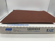 Norton Abrasives 66261101861  9x11 Sheets