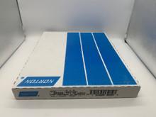 Norton Abrasives  66261126333  9X11 K225  280-Grit Metalite Cloth