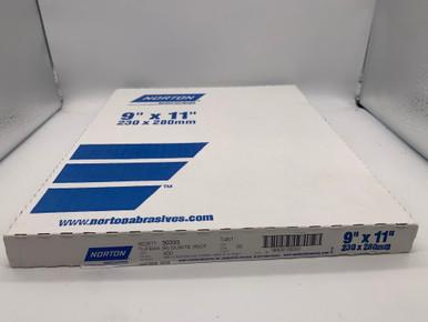 Norton Abrasives 66261130333 9x11 T461 400-Grit  Wet/Dry Paper