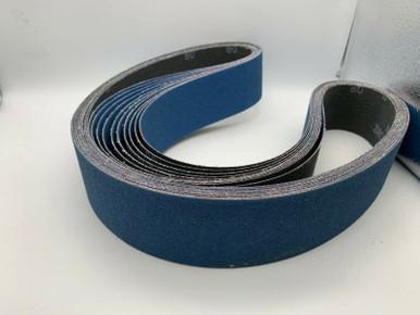 Norton Abrasives 78072728619  2X48 R823P Blue Fire Belt