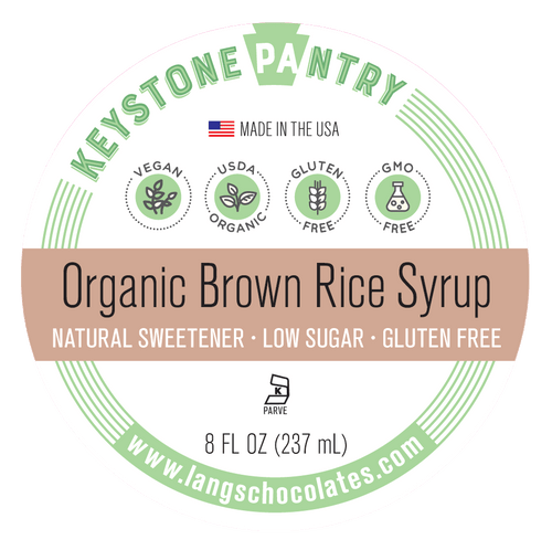 Keystone Pantry Organic Brown Rice Syrup