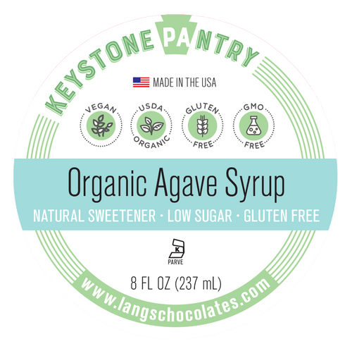 Keystone Pantry Organic Agave Syrup