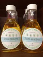 Keystone Pantry Organic Agave Syrup Bottles 8 fl oz