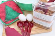 Keystone Pantry - Organic Light Brown Sugar 3-Lb Jar Christmas season