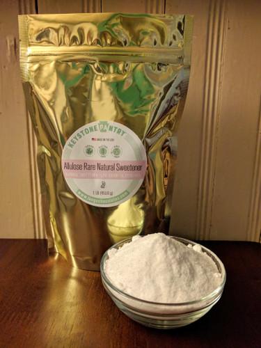1lb allulose perfect for keto baking