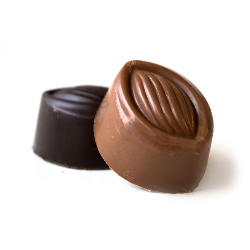 Enhanced Trendz Chocolate - Caffeine enhanced 12 pc box.
