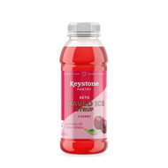 Keystone Pantry Keto Shaved Ice Syrup Cherry front