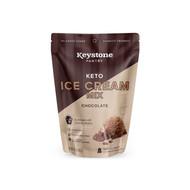 Keystone Pantry Keto Ice Cream chocolate front