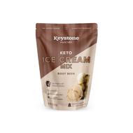 Keystone Pantry Keto Ice Cream Root Beer front