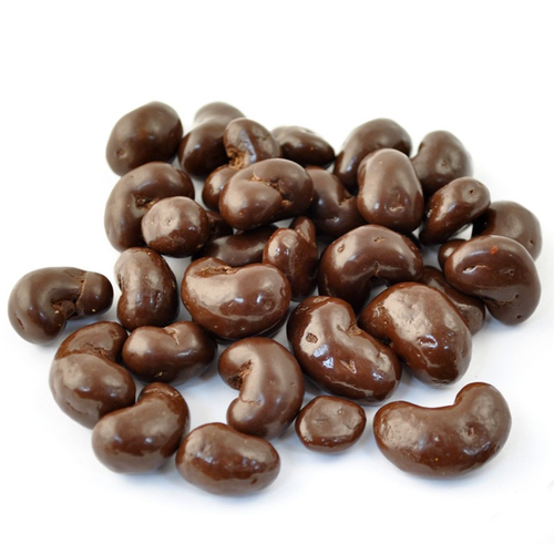 Dark Chocolate Covered Cashews | Finest Dark Belgian & Milk Chocolates from Lang's Chocolates