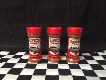 "3 Pack of ""HotRod BBQ Sweet and Smokey All Purpose Sweet and Smokey BBQ Rubs"""