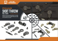 PTS B.A.D. – Ambidextrous Safety Selector – Short Throw (Full Auto)