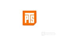 "PTS 2"" Square Logo Tab Patch"