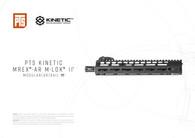 PTS KINETIC MREX™-AR M-LOK™ 11 ″