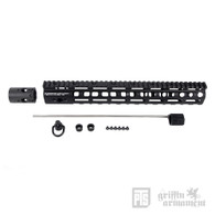 PTS Griffin Armament Low Pro RIGID™ M-LOK Rail 13.5""