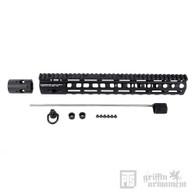 """PTS Griffin Armament Low Pro RIGID™ M-LOK Rail 13.5"""""""