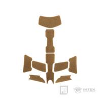 PTS MTEK FLUX Exterior Velcro Kit