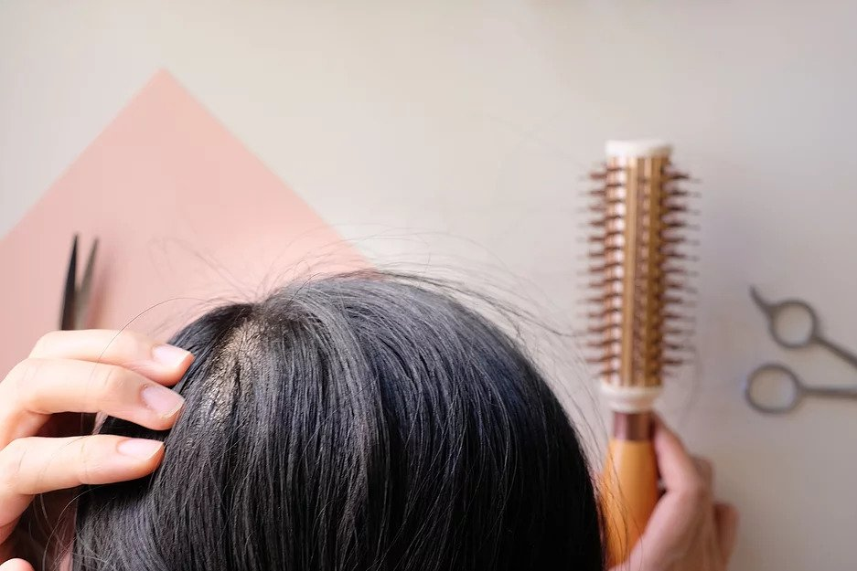 brush your hair