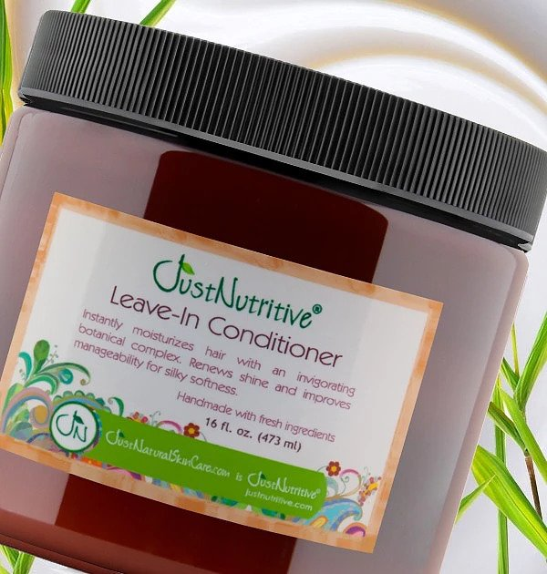 LEAVE-IN CONDITIONER - JUST NUTRITIVE