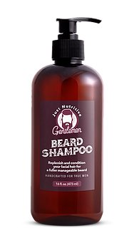 BEARD SHAMPOO - Just Nutritive Gentlemen
