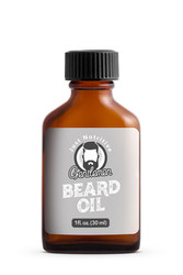 Beard Oil Bottle - Just Nutritive Gentlemen