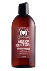 Beard Restore Bottle - Just Nutritive Gentlemen