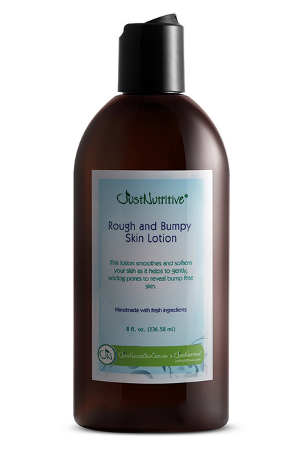 Rough and Bumpy Skin Lotion - Creamy nutritive emollients