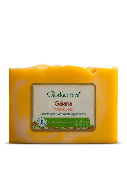 Gaiana Nutritive Soap -  Tanning healthy soap enhancer