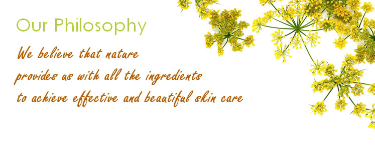 nature provides all the ingredients