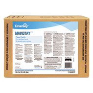 Diversey Mainstay® Floor Care Floor Finish, 15.5% Solids, 5 Gallon BIB Free Shipping