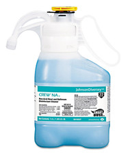 Edit a Product - Diversey Crew® Restroom SC Non-Acid Bowl & Bathroom Disinfectant Cleaner, SmartDose, Floral Scent Free Shipping (DVO5019237) (view)