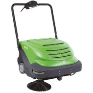 IPC Eagle Smartvac 464E Walk Behind Floor Sweeper Free Shipping