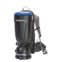 Powr-Flite Backpack Vacuum,  10 Qt., Standard Comfort, Free Shipping