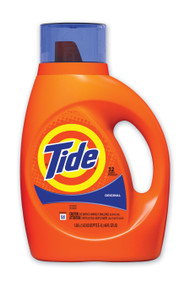 TIDE Ultra Liquid Tide Laundry Detergent, 46 oz Bottle Free shipping