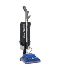 "Powr-Flite 12"" Bagless Upright Vacuum w/QT Dirt Cup, PF712DC"