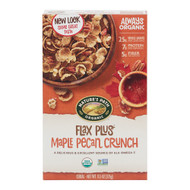 Nature's Path Flax Plus Maple Pecan Crunch Cereal, Healthy, Organic, 11.5 Ounce Box (Pack of 12)