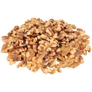 Fisher John B.SanfiIippo & Son, Inc Walnut Halves and Pieces Combo 1-25 Pound Free Shipping