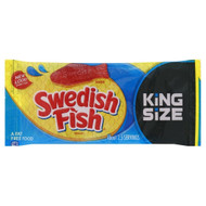 Swedish Fish Soft Candy Berry Fat Free 8-18-3.4 Ounce Free Shipping