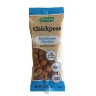 Sunrich Naturals Chickpeas Farmhouse Cheddar .83oz, Free Shipping