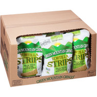 Green Mountain Gringo 8 Oz Organic White Tortilla Strips Low Air, 1 Each (12 Pack) Free Shipping