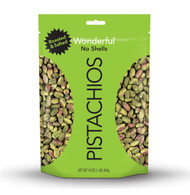 WONDERFUL PISTACHIOS Roasted Salted 12-16 Ounce Free Shipping
