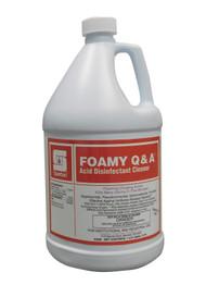 Foamy Q & A Disinfectant # 320204, 4 gal per cs -Free Shipping