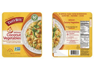 Tasty Bite Indian Entrée Hot & Spicy, Coconut Vegetables, 10 Ounce (Pack of 48) Free shipping