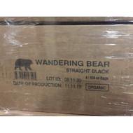 Wandering Bear Coffee 128 oz 3 pak Straight Black Organic Cold Brew Coffee 1-3 Gallon Free Shipping